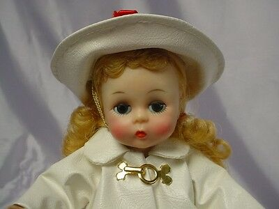 MADAME ALEXANDER-kins  BKW Blonde Doll Tagged Rain Outfit MINTY