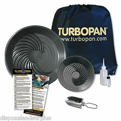 NEW TurboPan Gold Prospecting Kit