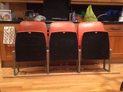 Vintage Cinema/theatre Seats