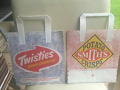 Showbags Smiths and Twisties NOS