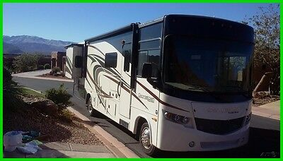 2015 Forest River Georgetown 329DS Class A Motorhome 8k Miles 2 Slides V10