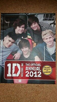 one direction annual