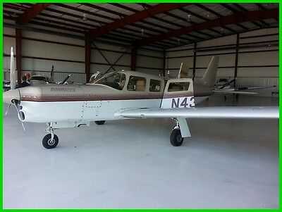 1984 Piper Saratoga SP PA32R-301T Airplane, No Damage History All Logs Available