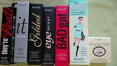 mixed makeup benefit new in boxes xmas gift