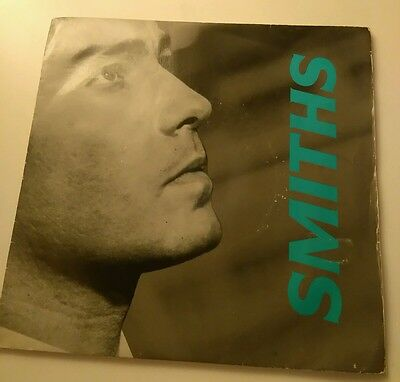 "The Smiths Panic UK 7"" P/Out Centre RT193 1986 Rough Trade 1st Pressing"