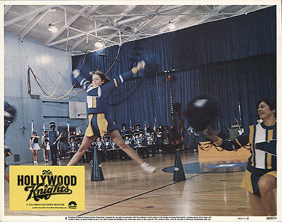 The Hollywood Knights 1980 Original Movie Poster Comedy
