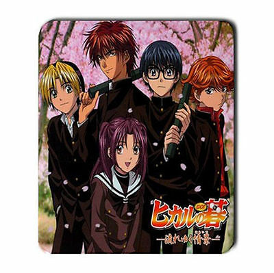 Hikaru No Go Vibrant gaming computer pc laptop notebook wireless mouse pad