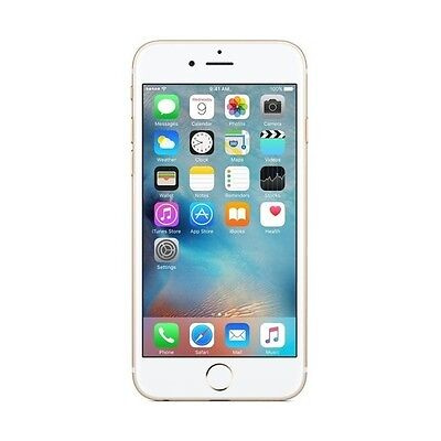 Apple Iphone 6S 4G 32Gb Gold Uk