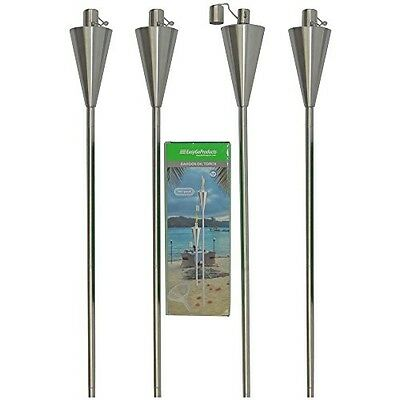 EasyGoProducts Tiki Torch (4 pack)