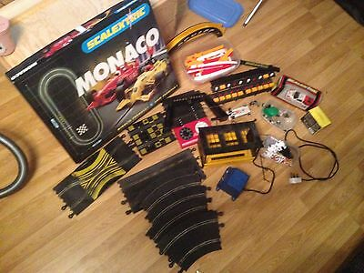 Scalextric  Monaca Extras Please Look At Pictures