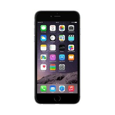 Apple Iphone 6 Plus 4G 16Gb Black (Raum Grey)