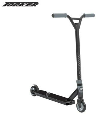 Torker Sequence Scooter - Black and Grey Complete Scooter Age 6+