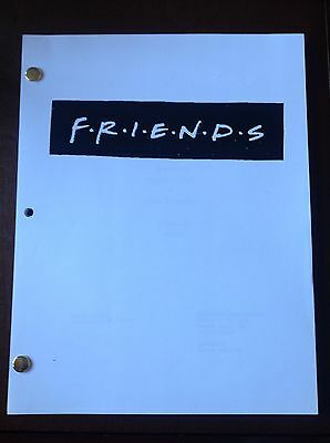 "FRIENDS ""The One With The Blackout"" September 27, 1994, Great Keepsake"