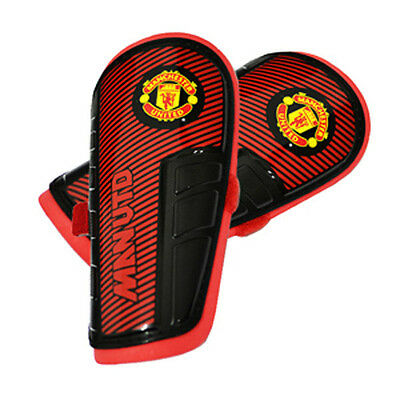 Manchester United Slip In Shinguards M - Youth