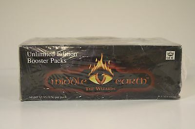Middle-Earth: The Wizards Unlimited Booster Box - MECCG Display ICE - New SEALED