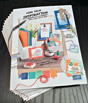 Stampin' Up! 2016/2017 Annual Catalogue - Full of Ideas and Inspiration