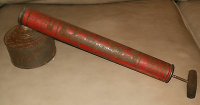 Vintage Insect Hand Pump Sprayer R.E.Chapin Mfg. Works, Est. 1887 Batavia, NY