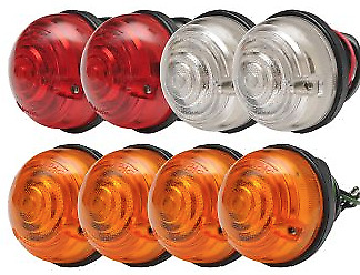 Land Rover Series/County/Defender Lens Light Kit