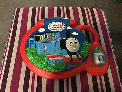 Thomas & Friends Vtech Learn & Explore Laptop Computer Game