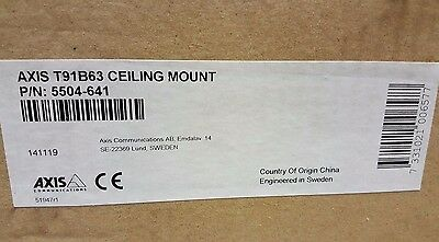 AXIS Ceiling Mount 5504-641
