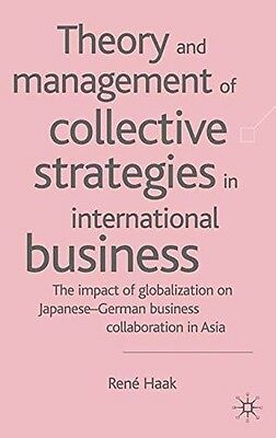 Theory and Management of Collective Strategies in International Business: The Im