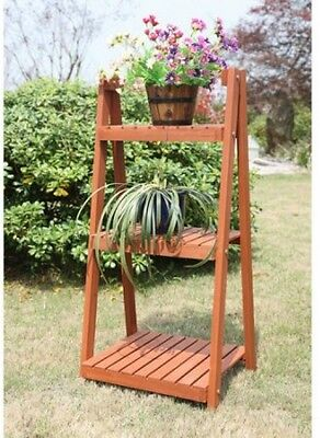 Convenience Concepts Planters And Potts 3-Tier Plant Stand