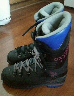 Koflach Vario Oxygen  Mountaineer Snowboarding Double Boots US 8.5*Runs Small*