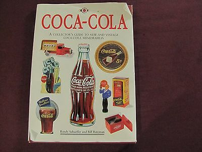 coca cola a collectors guide to new and vintage coca-cola memorabilia