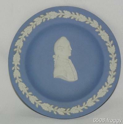 WEDGWOOD - Blue Jasper Ware  Display PLATE  - Mint Condition!