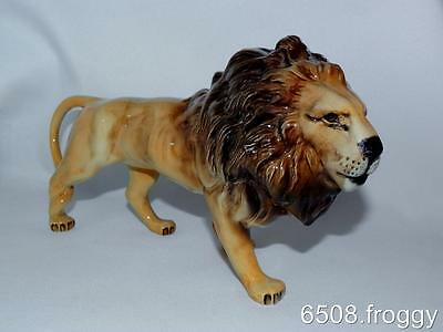 Vintage - BESWICK LION - RARE Model  #1506 - Facing Right - Retired -  MINT!