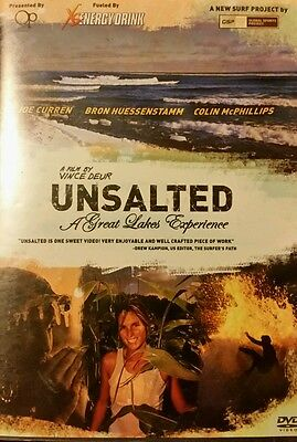 Surf Dvd - Unsalted - A Great Lakes Experience