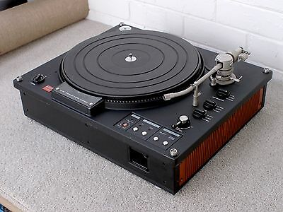 ∎ Sony PS-X9 professional broadcast turntable