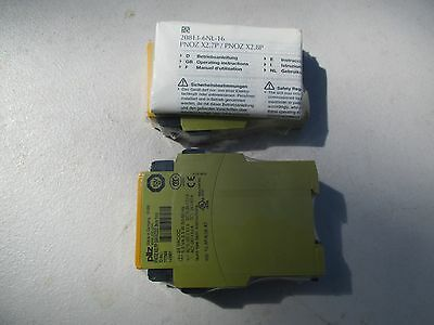 Pilz Safety Relay New