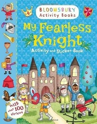 My Fearless Knight Activity and Sticker Book (Sticker & Activity Book), ., New B
