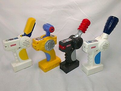 Fisher Price GEOTRAX Remotes 2005-2006 Yellow/Gray/White Tested FREE SHIPPING!