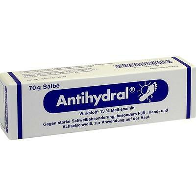 ANTIHYDRAL Ointment 70 g*stop Sweat**Free delivery*