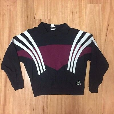 Palace X Adidas, Size S, Wind Breaker, Maroon And Black