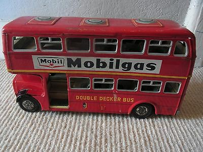 Vintage Tin Toy Bus 1960S Made In Japan