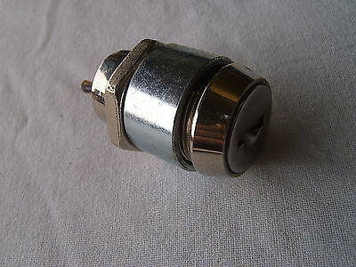 On Off Ignition Barrel Switch Mobility Scooter Sterling Sapphire Ls 2 Spares