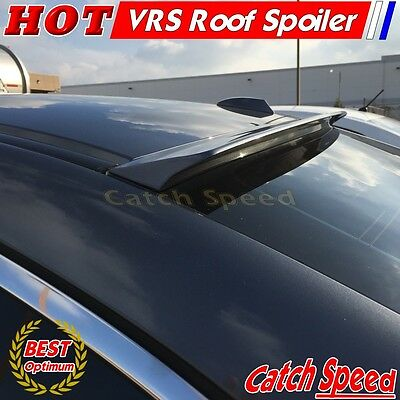 Painted VRS Type New Rear Roof Wing Spoiler For Ford 2010~2016 Taurus Sedan ☢