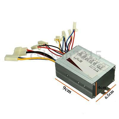 800W Brush Motor Speed Controller For Electric Scooter Bicycle E-bike DC 36V