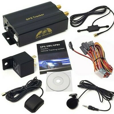 GPS Car Tracker Tracking Vehicle Device Theft Protection System Gprs Locator