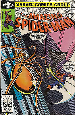 The Amazing Spider-Man # 213