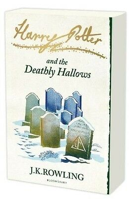 Harry Potter and the Deathly Hallows (Harry Potter Signature Edition), J. K. Row