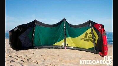 2014 Best TS 12m kite with bar and lines