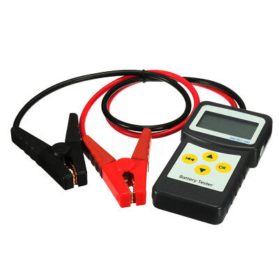 Digital 12V LCD Car Battery Tester Analyzer Diagnostic Flooded AGM GEL Micro-200