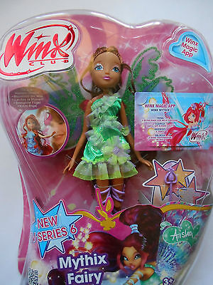 Winx  Club Mythix Fairy Aisha