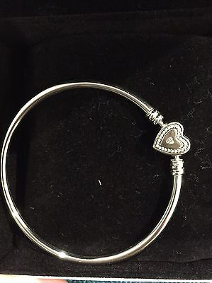 Authentic PANDORA Family Forever 2016 Limited Edition Bangle