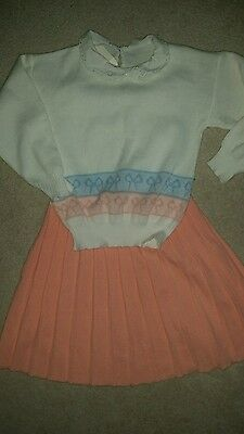 Girls 2Pc Skirt And Top    Age 4 Yrs
