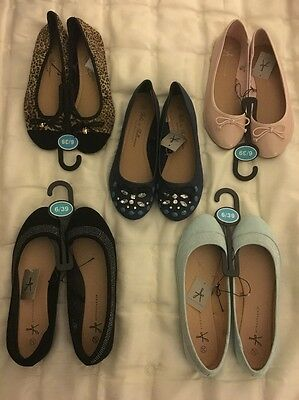 Womens Size Uk 6 Shoes Ballerina Bundle From Primark Bnwt X 5 Pairs